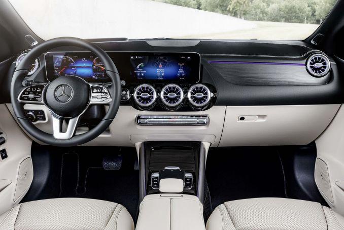 Image 3: Mercedes-Benz B Class Hatchback B200 Sport 5dr Auto