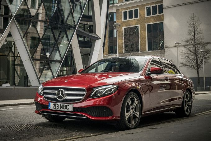 Video Review: Mercedes-Benz E Class Diesel Saloon E220d AMG Line Edition 4dr 9G-Tronic