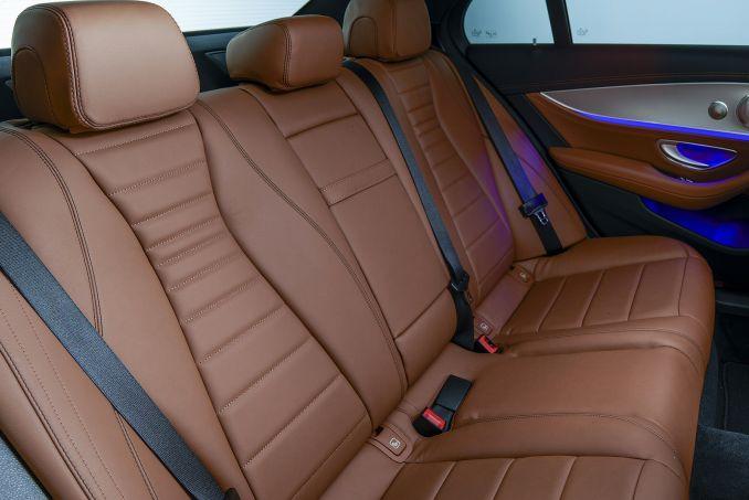 Image 3: Mercedes-Benz E Class Diesel Saloon E220d AMG Line Edition 4dr 9G-Tronic