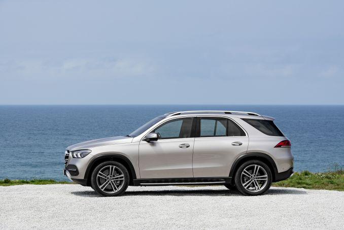 Image 2: Mercedes-Benz GLE Diesel Estate GLE 300D 4matic AMG Line Prem 5dr 9G-Tronic [7 ST]