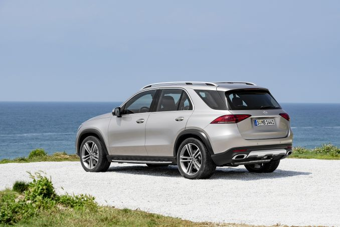 Image 5: Mercedes-Benz GLE Diesel Estate GLE 300D 4matic AMG Line 5dr 9G-Tronic