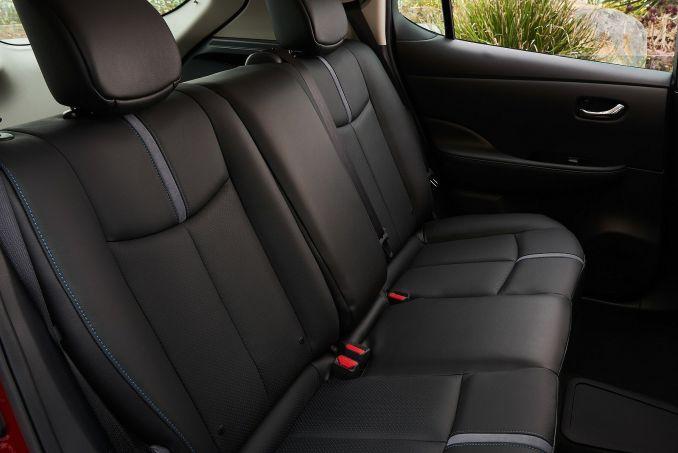 Image 5: Nissan Leaf Hatchback 110KW Acenta 40KWH 5dr Auto [6.6KW Charger]