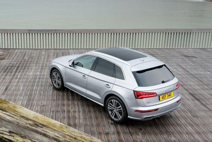 Image 4: Audi Q5 Diesel Estate 40 TDI Quattro S Line 5dr S Tronic