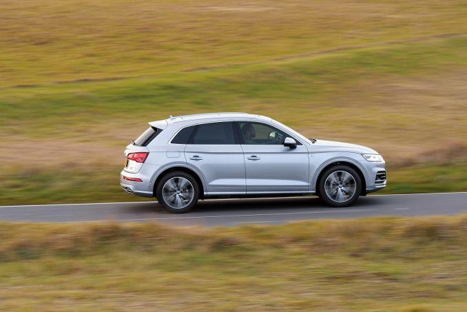 Image 4: Audi Q5 Estate 55 Tfsi E Quat Vorsprung Competition 5dr S Tronic