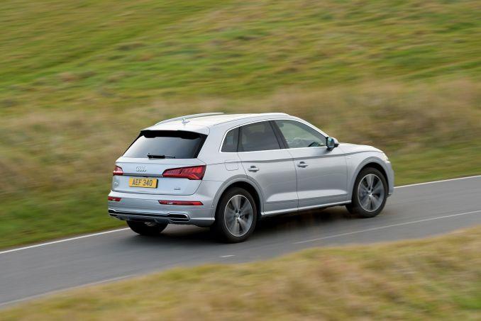 Image 5: Audi Q5 Estate 55 Tfsi E Quat Vorsprung Competition 5dr S Tronic