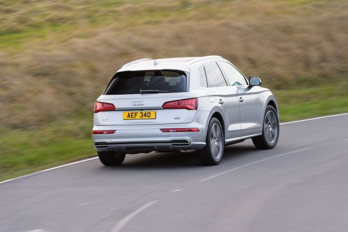 Image 6: Audi Q5 Estate 55 Tfsi E Quat Vorsprung Competition 5dr S Tronic