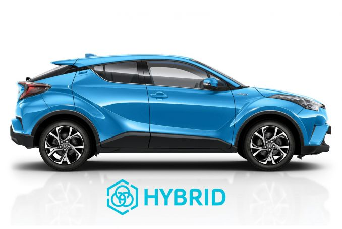 Video Review: Toyota C-HR Hatchback 1.8 Hybrid Icon 5dr CVT