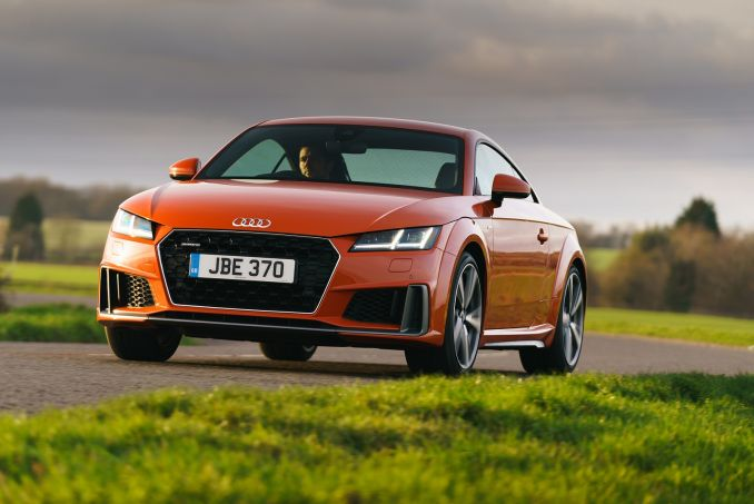 Image 3: Audi TT Coupe 45 Tfsi Black Edition 2dr