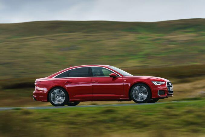 Image 3: Audi A6 Diesel Saloon 40 TDI Quattro Sport 4dr S Tronic [tech Pack]