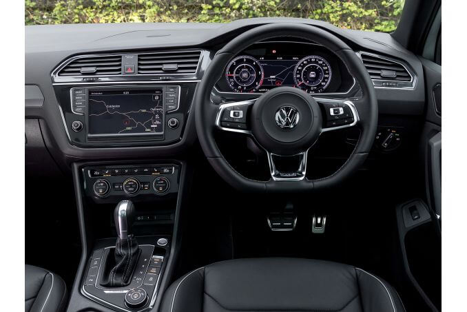 Image 3: Volkswagen Tiguan Estate 1.5 TSI Evo 150 R Line Tech 5dr DSG