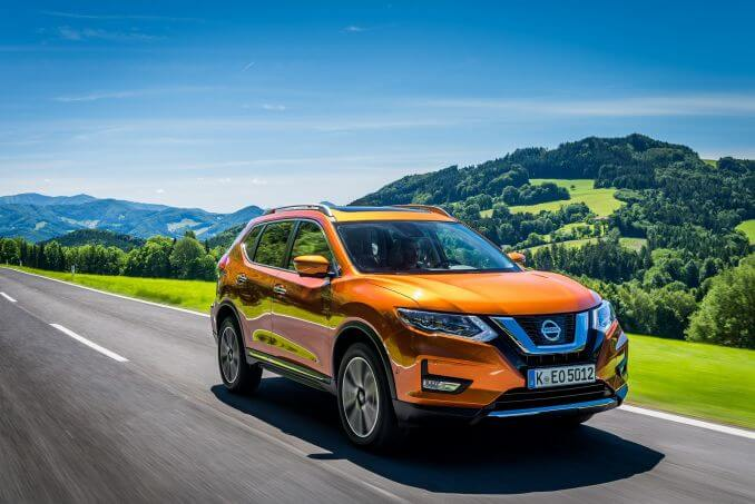 Video Review: Nissan X-Trail Station Wagon 1.3 DIG-T Acenta Premium 5dr DCT