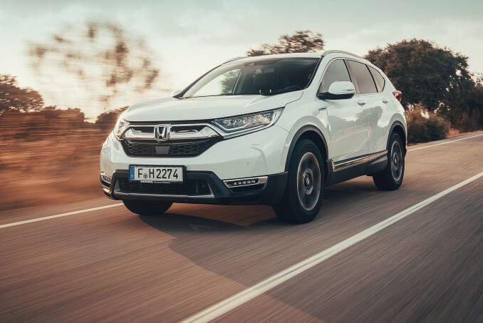 Image 2: Honda CR-V Estate 2.0 I-MMD Hybrid SE 2WD 5dr Ecvt