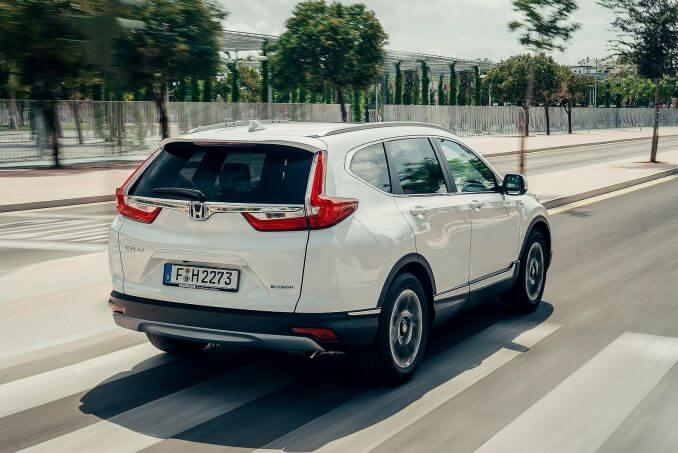 Image 5: Honda CR-V Estate 2.0 I-MMD Hybrid SE 2WD 5dr Ecvt
