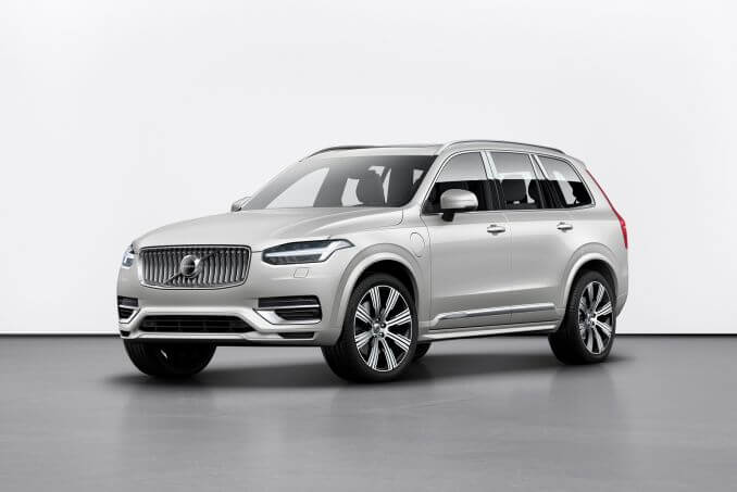 VOLVO 2.0 B5 [235] Momentum 5dr AWD Geartronic