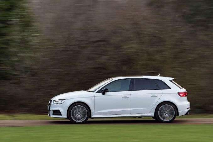 Image 5: Audi A3 Diesel Sportback 40 TDI 184 Quattro S Line 5dr S Tronic