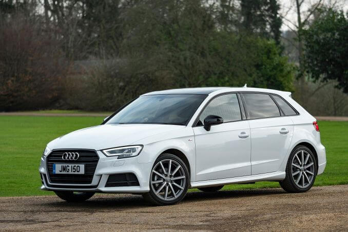 Video Review: Audi A3 Diesel Sportback 30 TDI 116 Black Edition 5dr