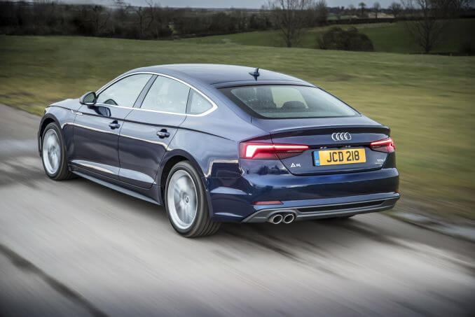 Image 2: Audi A5 Diesel Sportback 40 TDI S Line 5dr S Tronic