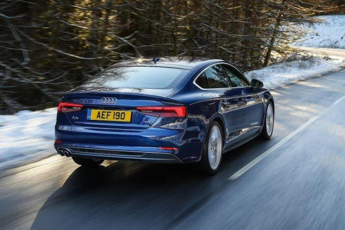 Image 5: Audi A5 Diesel Sportback 40 TDI S Line 5dr S Tronic