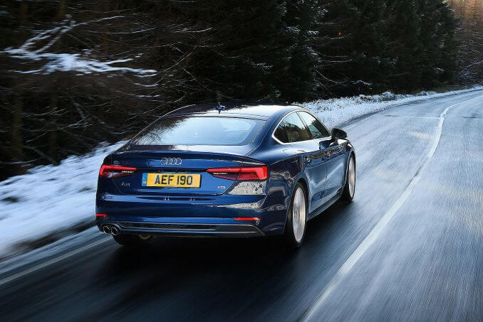 Image 6: Audi A5 Diesel Sportback 35 TDI Sport 5dr S Tronic [tech Pack]