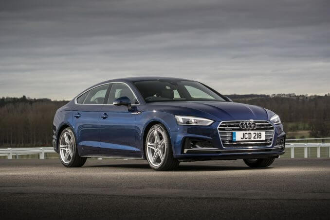 Video Review: Audi A5 Diesel Sportback 35 TDI Black Edition 5dr S Tronic