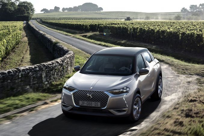 Image 2: DS DS 3 Crossback Hatchback 1.2 Puretech Performance Line 5dr