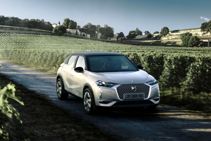 Image 3: DS DS 3 Crossback Hatchback 1.2 Puretech Performance Line 5dr