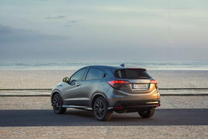 Image 2: Honda HR-V Hatchback 1.5 I-Vtec SE CVT 5dr