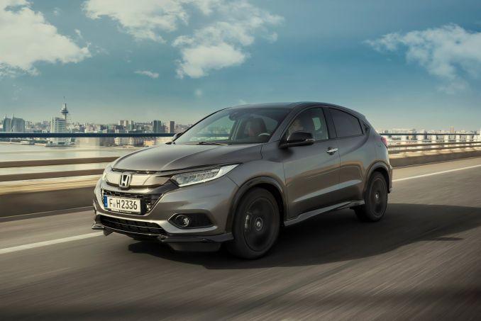 Video Review: Honda HR-V Hatchback 1.5 I-Vtec SE CVT 5dr