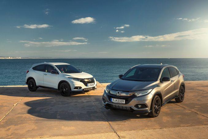 Image 3: Honda HR-V Hatchback 1.5 I-Vtec SE CVT 5dr