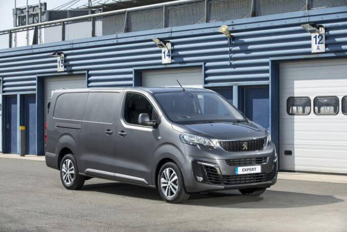 Video Review: Peugeot Expert Standard Diesel 1400 2.0 Bluehdi 120 Professional VAN