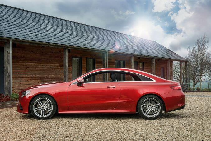 Image 5: Mercedes-Benz E Class Coupe E300 AMG Line Premium 2dr 9G-Tronic