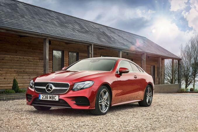 Video Review: Mercedes-Benz E Class Coupe E350 AMG Line Premium 2dr 9G-Tronic