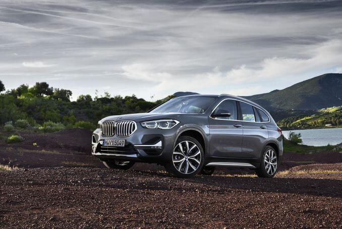 Video Review: BMW X1 Estate Sdrive 18I SE 5dr