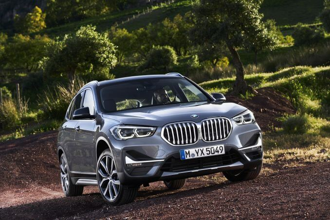 Video Review: BMW X1 Estate Sdrive 20I M Sport 5dr Step Auto