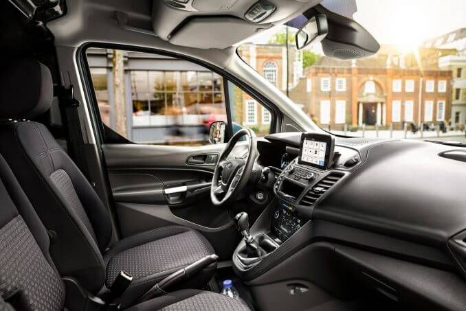Image 2: Ford Transit Connect 200 L1 Petrol 1.0 Ecoboost 100PS Leader VAN