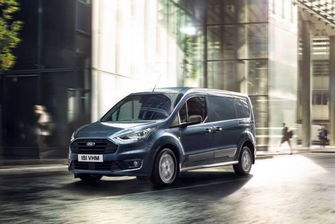 Image 3: Ford Transit Connect 200 L1 Petrol 1.0 Ecoboost 100PS Leader VAN