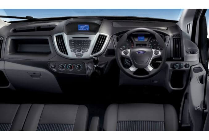 Image 2: Ford Transit 290 L2 Diesel FWD 2.0 TDCI 130PS H2 Trend VAN