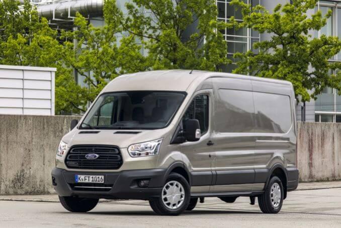 Image 3: Ford Transit 290 L2 Diesel FWD 2.0 TDCI 130PS H2 Trend VAN