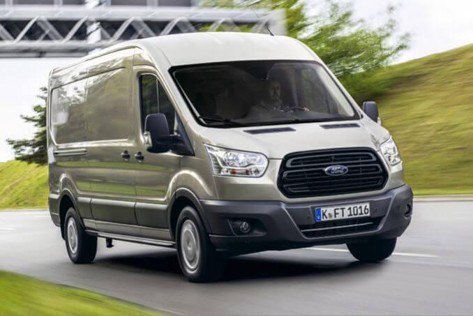 Video Review: Ford Transit 290 L2 Diesel FWD 2.0 TDCI 130PS H2 Trend VAN