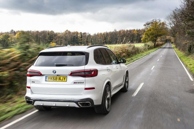 Image 6: BMW X5 Diesel Estate Xdrive30d M Sport 5dr Auto