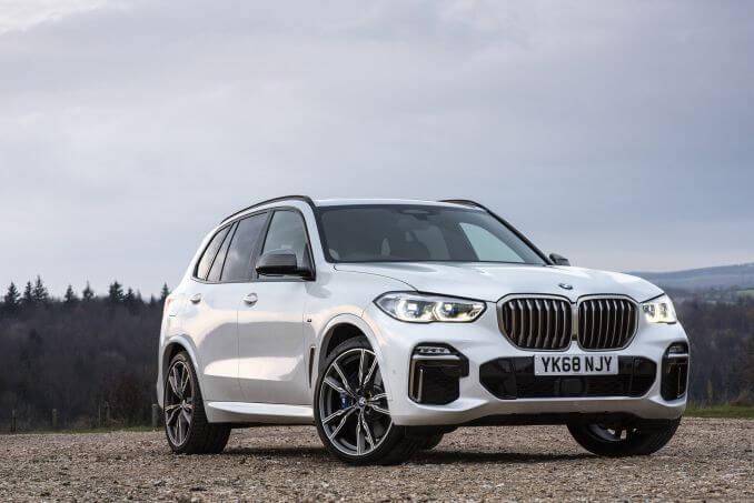 Image 2: BMW X5 Diesel Estate Xdrive30d M Sport 5dr Auto