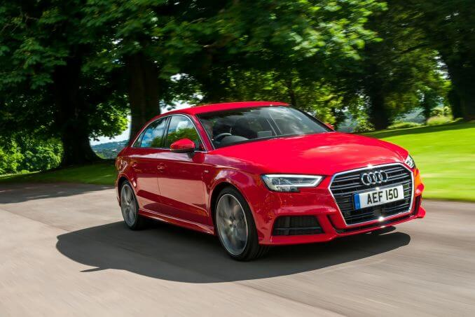 Image 2: Audi A3 Diesel Saloon 35 TDI Sport 4dr [tech Pack]