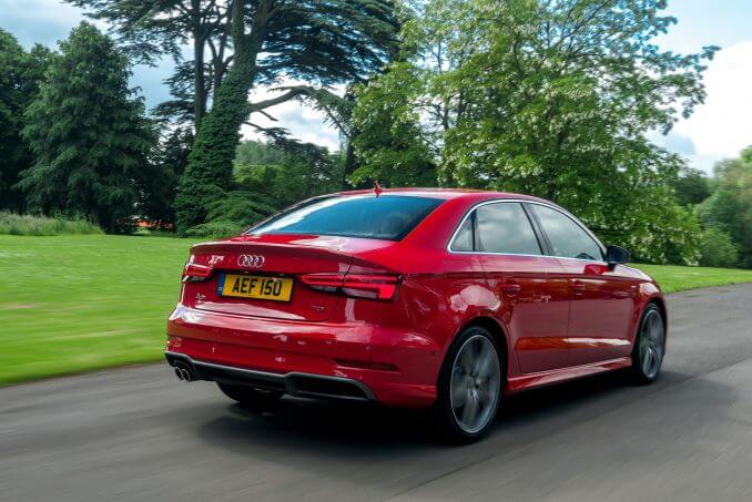 Image 3: Audi A3 Diesel Saloon 35 TDI Sport 4dr [tech Pack]