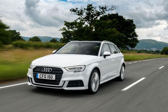 Image 4: Audi A3 Diesel Saloon 35 TDI Sport 4dr [tech Pack]