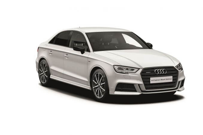 Image 5: Audi A3 Diesel Saloon 35 TDI Black Edition 4dr [tech Pack]