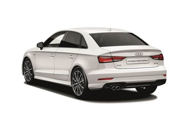 Image 6: Audi A3 Diesel Saloon 35 TDI Black Edition 4dr [tech Pack]