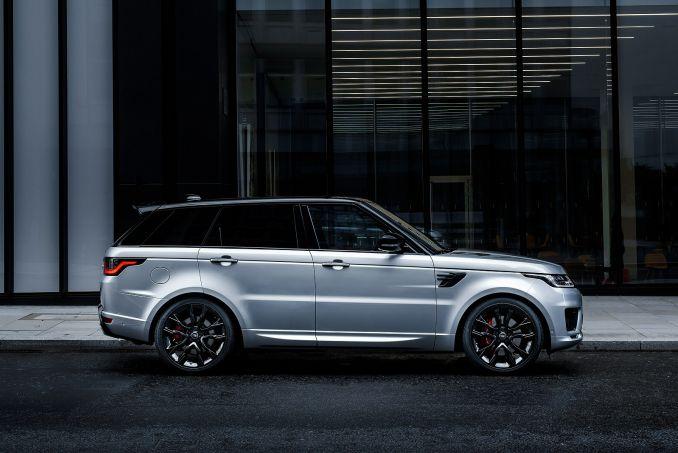 Land Rover Range Rover Sport Estate 2.0 P300 HSE 5dr Auto ...