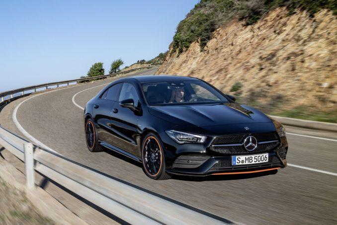 Image 4: Mercedes-Benz CLA Class Coupe CLA 180 AMG Line 4dr TIP Auto