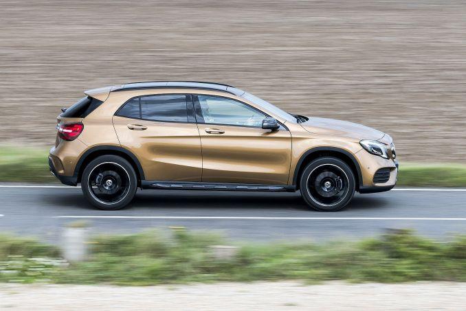 Image 5: Mercedes-Benz GLA Class Hatchback GLA 200 AMG Line Edition Plus 5dr Auto