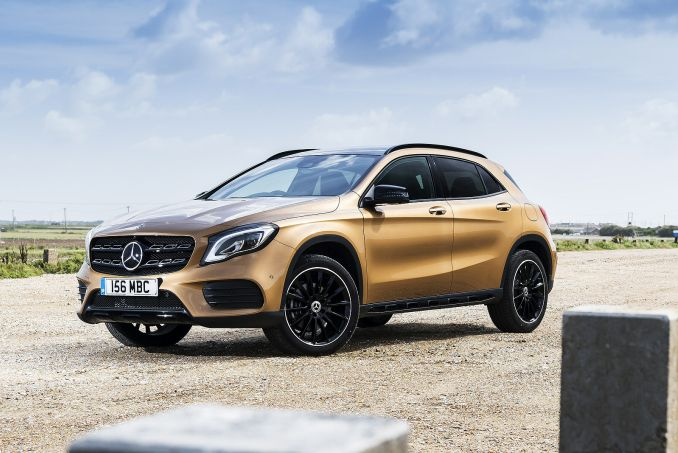 Video Review: Mercedes-Benz GLA Class Hatchback GLA 180 Urban Edition 5dr